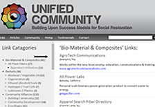 thumbnail image - Unified Community website